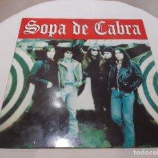 Discos de vinilo: SOPA DE CABRA -TIENES QUE PILLAR- (1993) MAXI-SINGLE. Lote 219610661