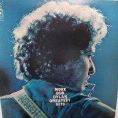 Discos de vinilo: BOB DYLAN- MORE BOB DYLAN GREATEST HITS - UK 2 LP 1971 - VINILOS CASI NUEVOS.. Lote 219613367