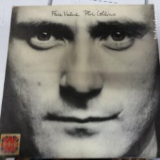 Discos de vinilo: PHIL COLLINS FACE VALUE ATLANTIC. Lote 219622653
