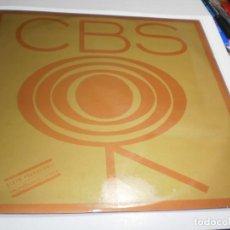 Discos de vinilo: LP CBS PROMOCIONAL 6. 1976 SPAIN (PROBADO, SEMINUEVO) LAS GRECAS, GEORGIE DANN, SANTANA... Lote 219622870