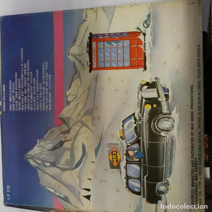 Discos de vinilo: MEGA MIX 4 Doble LP con caja y regalos. - Foto 5 - 219624361