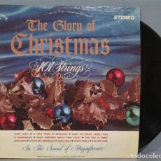 Discos de vinilo: LP. THE GLORY OF CHRISTMAS. 101 STRINGS. Lote 219643018