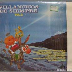 Discos de vinilo: LP. VILLANCICOS DE SIEMPRE. VOL 2. Lote 219644566