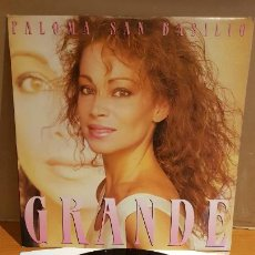 Discos de vinilo: PALOMA SAN BASILIO / GRANDE / LP - HISPAVOX-1987 / MBC. ***/***. Lote 219650060