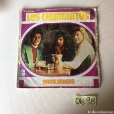 Discos de vinilo: LOS CHUNGUITOS. Lote 219650116