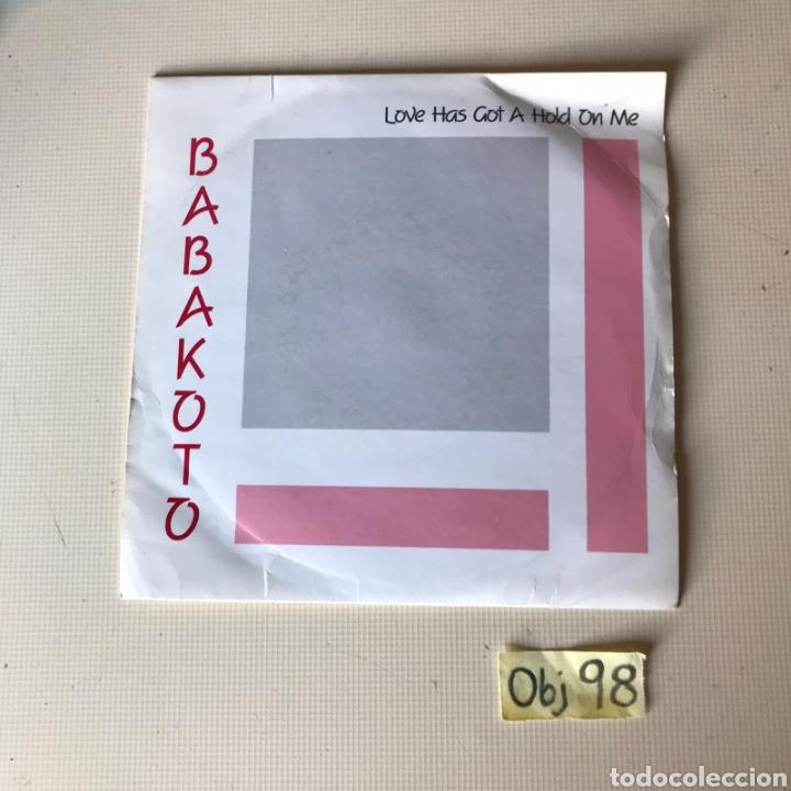 BABAKOTO (Música - Discos - Singles Vinilo - Otros estilos)