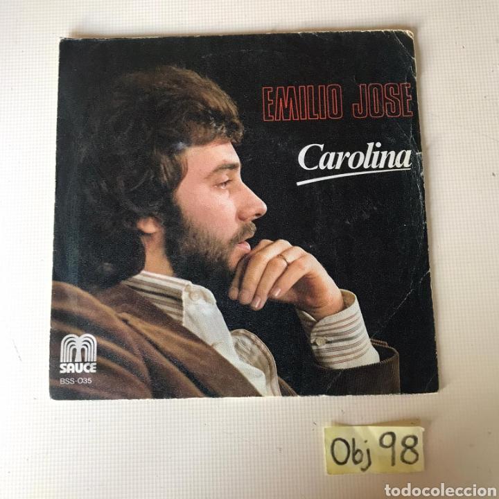 EMILIO JOSÉ (Música - Discos - Singles Vinilo - Otros estilos)