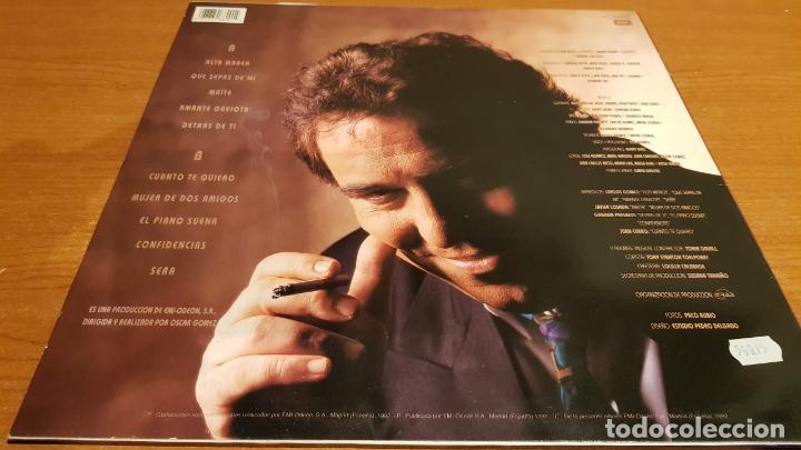 Discos de vinilo: DYANGO / AMANTE GAVIOTA / LP - EMI-1992 / MBC. ***/*** - Foto 2 - 219679687