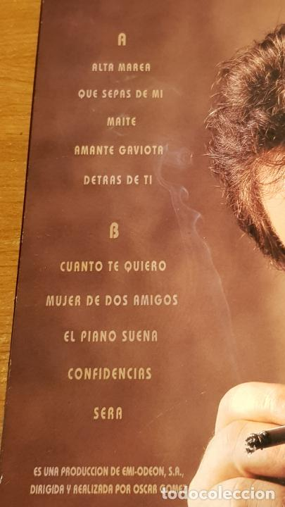 Discos de vinilo: DYANGO / AMANTE GAVIOTA / LP - EMI-1992 / MBC. ***/*** - Foto 3 - 219679687