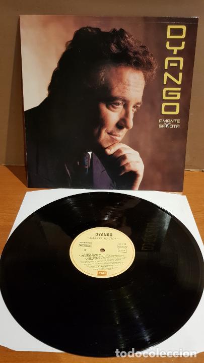 DYANGO / AMANTE GAVIOTA / LP - EMI-1992 / MBC. ***/*** (Música - Discos - LP Vinilo - Solistas Españoles de los 70 a la actualidad)