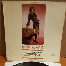 Discos de vinilo: ROSA MORENA / MISMO TÍTULO / LP - BELTER-1971 / MBC. ***/***. Lote 219685568
