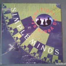 Discos de vinilo: SIMPLE MINDS -STREET FIGHTING YEARS- LP VIRGIN 1989 ED. ESPAÑOLA LL-209 785 BUENAS CONDICIONES.. Lote 219689340