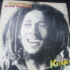 Dischi in vinile: BOB MARLEY & THE WAILERS-KAYA-ORIGINAL ESPAÑOL. Lote 219695505