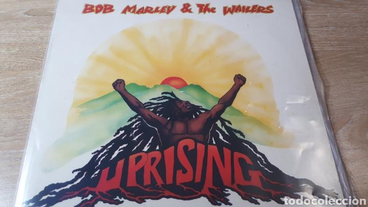BOB MARLEY UPRISING (Música - Discos - LP Vinilo - Reggae - Ska)