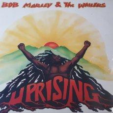 Discos de vinilo: BOB MARLEY UPRISING. Lote 219706045