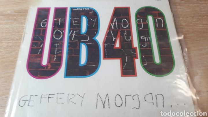 UB 40 GEFFERY MORGAN (Música - Discos - LP Vinilo - Reggae - Ska)