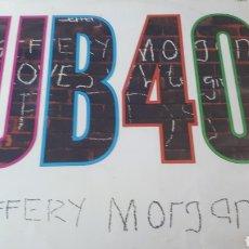 Discos de vinilo: UB 40 GEFFERY MORGAN. Lote 219706342