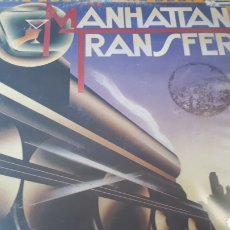 Discos de vinilo: MANHATTAN TRANSFER THE BEST. Lote 219708308