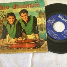 Discos de vinilo: SINGLE DEL DÚO DINÁMICO. Lote 219716067