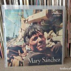 Discos de vinilo: MARY SANCHEZ - AY TEROR QUE LINDO ERES - EP ALHAMBRA 1959. Lote 219722233