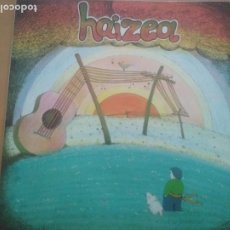 Discos de vinilo: HAIZEA LP GATEFOLD 1978 ORIGINAL. Lote 219730751