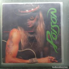 """Discos de vinilo: POISON - EVERY ROSE HAS ITS THORN (7"""", SINGLE) (CAPITOL RECORDS) (1988,UK) (D:VG+). Lote 219735831"""