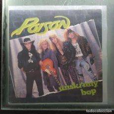 "Discos de vinilo: POISON - UNSKINNY BOP (7"", SINGLE) (CAPITOL RECORDS, ENIGMA RECORDS) 006 2039237 (D:VG+). Lote 219736321"