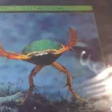 Discos de vinilo: VANGELIS SOIL FESTIVITIES. Lote 219743533