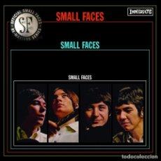 Discos de vinilo: SMALL FACES * RE-MASTERS SERIES * IMMEDIATE* MONO * LTD. Lote 219747888