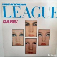 Discos de vinilo: THE HUMAN LEAGUE- DARE!- SPAIN LP 1982- EN BUEN ESTADO.. Lote 219814791