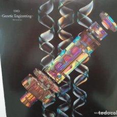Discos de vinilo: OMD- GENETIC ENGINEERING- SPAIN MAXI SINGLE 1983- VINILO COMO VUEVO.. Lote 219817547
