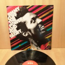 Discos de vinilo: JIMMY CLIFF. THE POWER AND THE GLORY.. Lote 219827382