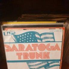 Discos de vinilo: SARATOGA TRUNK / HOLY MOSES / UNITED ARTISTS 1975. Lote 219840970