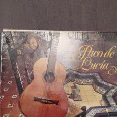 Discos de vinilo: PACO DE LUCIA: FUENTE Y CAUDAL ED ESPECIAL DISCOLIBRO 1974. Lote 219842715