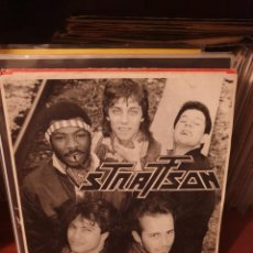 Discos de vinilo: STRATTSON / YOU ARE A MAN / NOT ON LABEL 1987. Lote 219842885