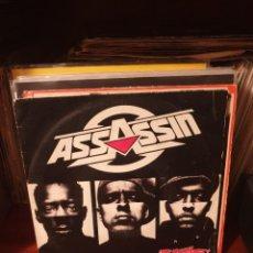 Discos de vinilo: ASSASSIN / NOTE MON NOM ... / REMARK RECORDS 1991. Lote 219845062