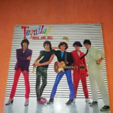 Discos de vinilo: TEQUILA. ROCK AND ROLL. ZAFIRO S.A. 1979.. Lote 219849842