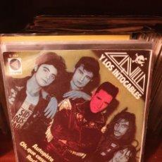 Discos de vinilo: LOQUILLO Y LOS INTOCABLES / AUTOPISTA / CUSPIDE 1982. Lote 219855032