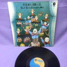 Discos de vinilo: LP BURNING BRIDGES -- THE MIKE CRUB CONGREGATION -- MGM RECORDS-- ESPAÑA. Lote 219878875