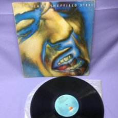 Discos de vinilo: LP JOE COCKER -- SHEFFIELD STEEL -- ESPAÑA -- VG. Lote 219881281