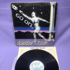 Discos de vinilo: LP GARY LOW -- GO ON 1983 ESPAÑA -- VG. Lote 219881835