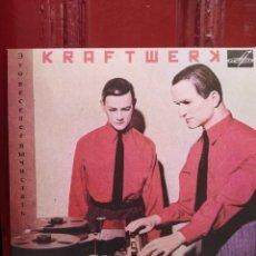 Discos de vinilo: KRAFTWERK. LP VINILO NUEVO. Lote 219881531