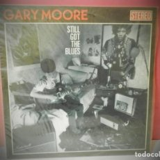 Discos de vinilo: DISCO VINILO GARY MOORE STILL GOT THE BLUES. Lote 219886295