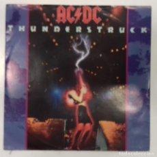 Discos de vinilo: AC / DC - THUNDERSTRUCK / FIRE YOUR GUNS -SG ED ALEMANA 1990. Lote 219896978