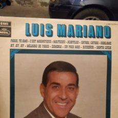 Discos de vinilo: LUIS MARIANO, PARIS, TE AMO, 1969. Lote 219900198