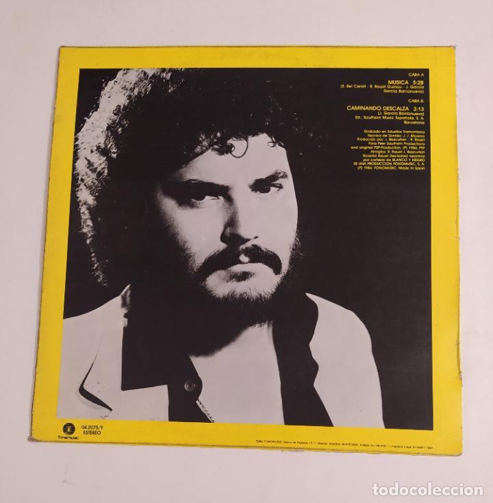 Discos de vinilo: J. Canada - Música / Caminando descalza - Maxi-Single. tdkda76 - Foto 2 - 219901027