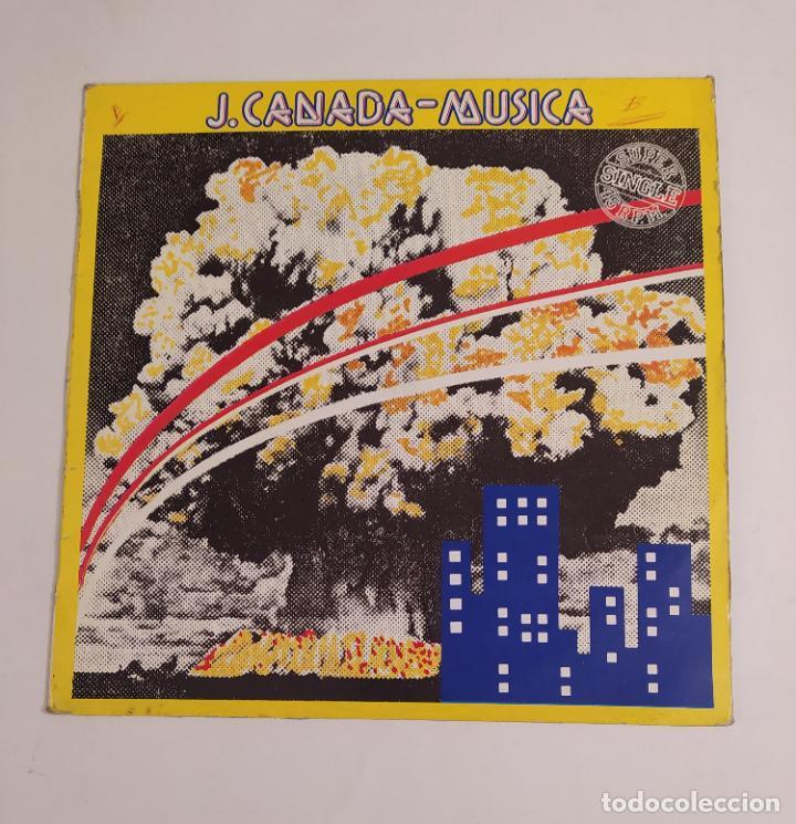 J. CANADA - MÚSICA / CAMINANDO DESCALZA - MAXI-SINGLE. TDKDA76 (Música - Discos de Vinilo - Maxi Singles - Solistas Españoles de los 70 a la actualidad)