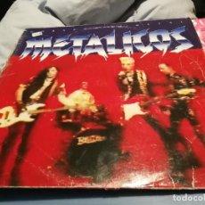 Discos de vinilo: METALICOS – CORAZON DE METAL AÑO 1991. Lote 219917276