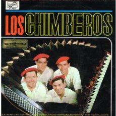 Discos de vinilo: LOS CHIMBEROS - LOS CHIMBEROS - LP 1969. Lote 219962466