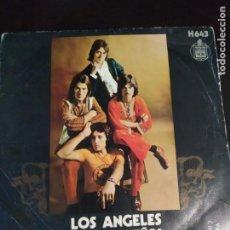 Discos de vinilo: DISCO SINGLE LOS ANGELES REQUIEM SUEÑOS 1970 COLECCION. Lote 219969143